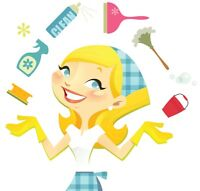 ALL CLEANING SERVICES!!