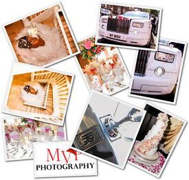 EXPERIENCED PHOTOGRAPHER OFFERING QUALITY AT COMPETITIVE RATE. 10% OFF JAN