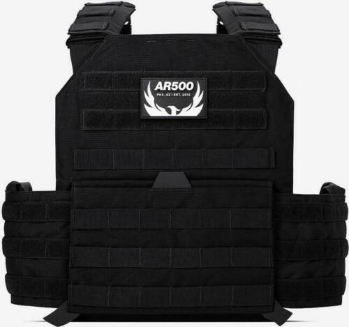 HOT!!! AR500 ARMOR TESTUDO LITE PLATE CARRIER - BLACK