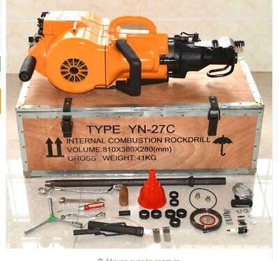 Pionjar Rock Breaker Hammer Gasoline Rock Drill Yn27 Rock Drilling Machine