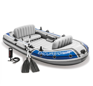 inflatable boat + Pump