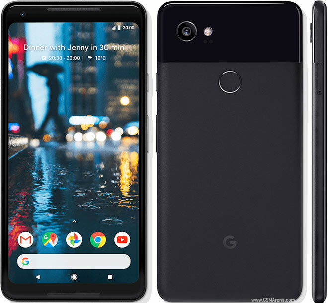 Android Phone - Google Pixel 2 XL 64/128GB AT&T T-Mobile Unlocked Android Smart Cellphone