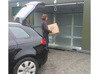 SELF STORAGE EDINBURGH, safe,secure & easy access to door