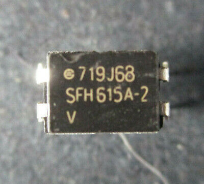 On Sfh615a-2 Transistor Output Optocouplers Phototransistor Qty-28