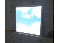 SKY 48W LED LIGHT PANEL Suspended Recessed Ceiling LED Panel White Light Office Lighting 600 X 600