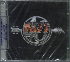 KISS-40-YEARS-DECADES-OF-DECIBELS-BEST-GREATEST-HITS-SEALED-2-CD-SET-NEW-2014