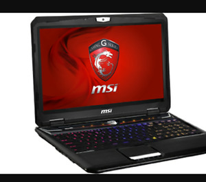 Msi gt60 gaming laptop