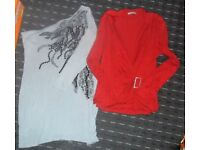 22 assorted size 16 tops