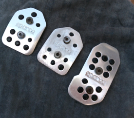 Sparco foot pedals