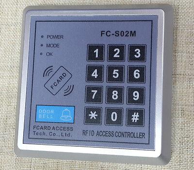 13.56MHz RFID Proximity IC Card Key Tag  Keypad Door Access controller reader