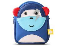 BRAND NEW MINI MONKEY BACKPACK (BRAND PUKU PALS) SCHOOL BAG KIDS NURERY NAPPY BAG