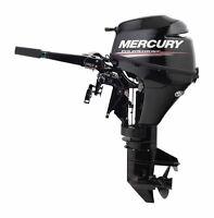 8HP 4 stroke mercury outboard motor