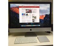 "27"" Apple iMac (late 2011 model)"