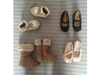 Baby shoes size 4/20