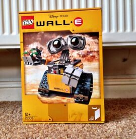 Lego Wall-E New