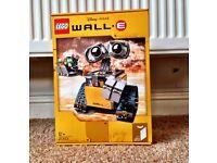 Lego Wall-E New