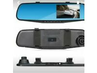 Interior Mirror Dash Cams Only £20 Or 2 For £30