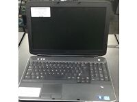 Dell Latitude E5530 - i3 - 4GB - 320GB HDD - Windows 8 Pro