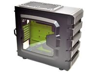 Sharkoon BD28 empty gaming PC case