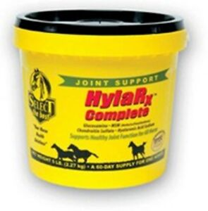 unopened HylaRx Complete a joint supplement  for horses