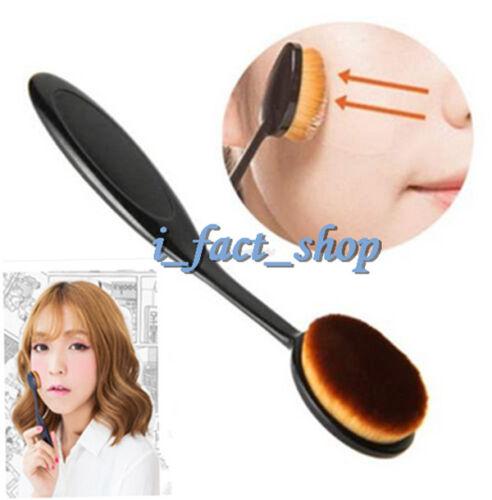 Bendable Make Up Brush Blusher Foundation Brush Pro Cosmetic Toothbrush Shape IF