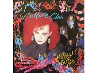 Culture Club - Waking Up With The House On Fire vinyl album