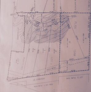 Enderby 5 acres with view of Cliffs