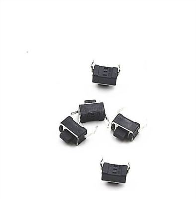 50pcs Switch Tactile Tact Touch Momentary Dip Push Button Mount 3x6x5mm New I It