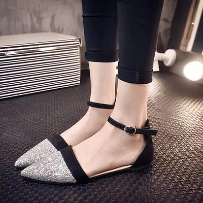 New Women Leather Shoes Loafers Soft Leisure Flats Female Casual Party Shoes Hot