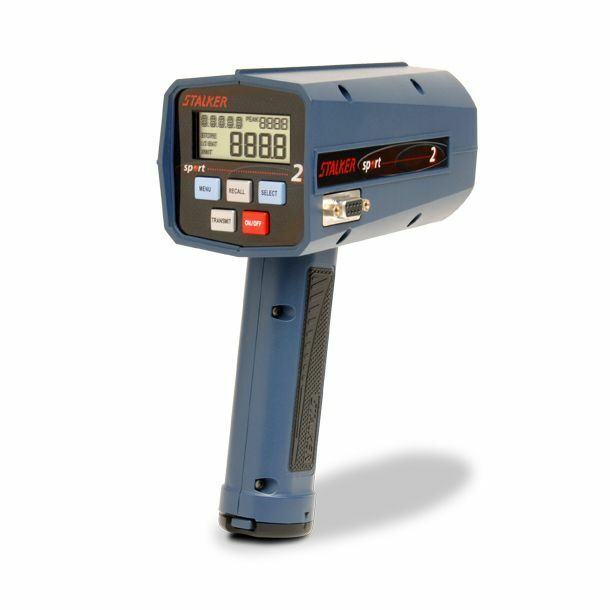 Stalker Sport 2 Radar Gun, Scout Package w/ 6x NiMH Batteries, Wall: 816-1010-00