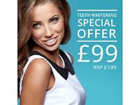 PROFESIONAL LASER TEETH WHITENING NATURAWHITE SPECIAL OFFER ONLY £49.99 RRP £199