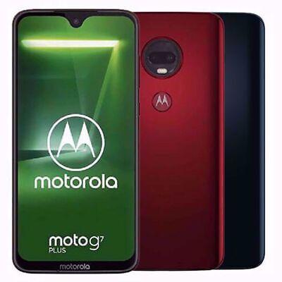 Motorola Moto G7 PLUS  64 GB  UNLOCKED DUAL SIM