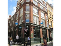 SOHO Office Space to Let, W1 - Flexible Terms   2 - 78 people