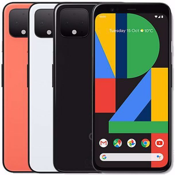 Google Pixel 4 XL - 64GB - Clearly White and Just Black - Unlocked and T-Mobile!