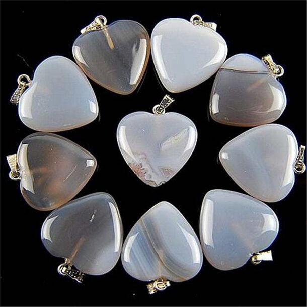 4Pcs Pretty Carved Pendulum Opal Opalite Pendant Bead M-HY004RL
