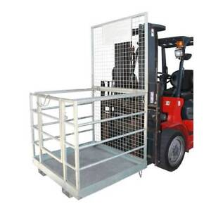 Forklift Safety Cage New In Stock Adelaide