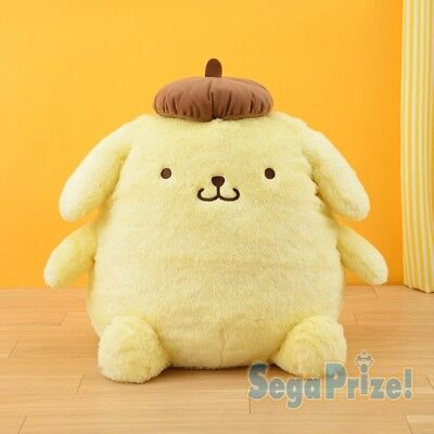 NEW Sega Pom Pom Purin Oversized Large DX Plush 42cm SEGA1013971 US Seller
