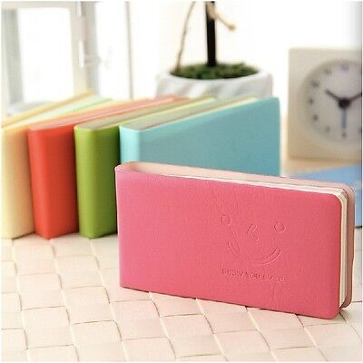 """""""Show Your Smile"""" 1 pc Color Pages Mini Pocket Diary Study Notebook Cute Planner"""