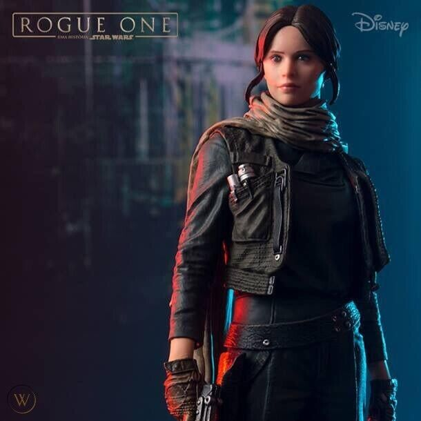 JYN ERSO Iron Studios 1/10 Art Scale Limited Ed. Statue STAR WARS Rogue One