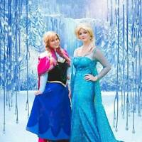 Frozen Birthday Parties!