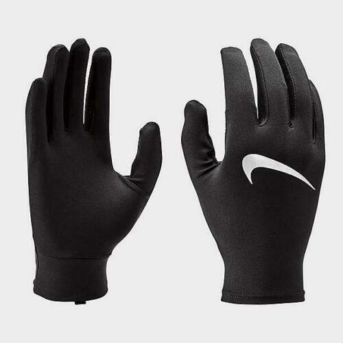 UNISEX Nike Dri-FIT Lightweight Miler Running Gloves REFLECTIVE Size L/XL