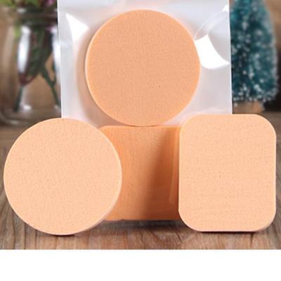 2PCS Makeup Foundation Beauty Cosmetic Facial Face Sponge Powder Puff