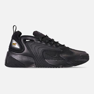 AO0269-002 Nike Zoom 2K Casual Shoes Black/Anthracite-Black Sizes 8-13 NIB