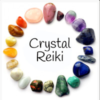 Reiki Energy Healing with Crystals
