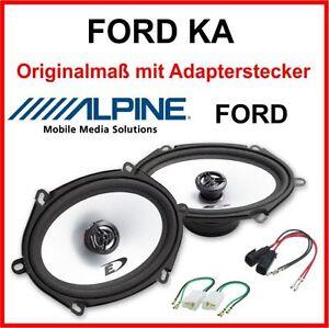 Ford KA Lautsprecher vorne Türlautsprecher Ford Street KA Ersatz Boxen Ford Tür