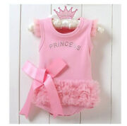 New Baby Girl Romper