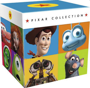 Disney-Pixar-Complete-Collection-Disney-Films-DVD-BOX-SET-New-Sealed