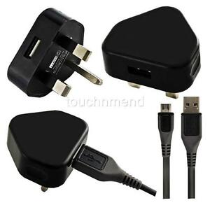 WALL-ADAPTER-MAiN-CHARGER-WiTH-MiCRO-USB-CABLE-FOR-Sony-Ericsson-Xperia-neo-V