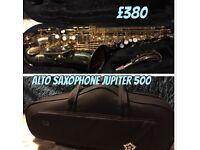 Jupiter500 alto saxophone