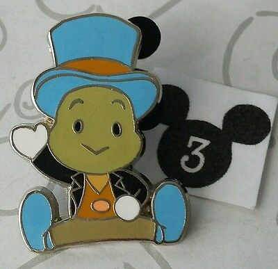 Jiminy Cricket Baby Cute Animals Cutie Pinocchio Disney Pin Buy 2 Save $